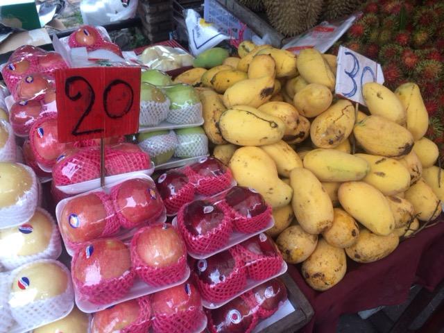 チェンマイ門マーケット・市場