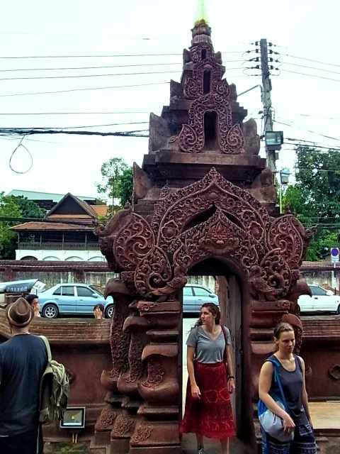寺 ワット・パンタオ wat・phantao