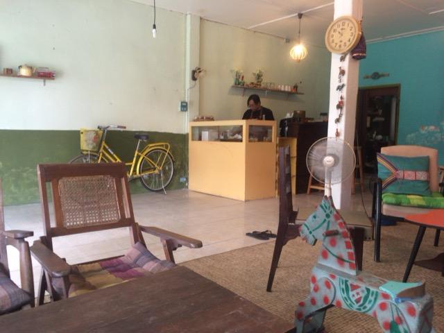 ベーカリー カフェ g&m gusuto&mellow