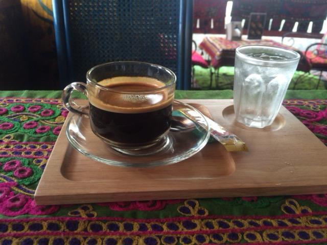 タメルコーヒー