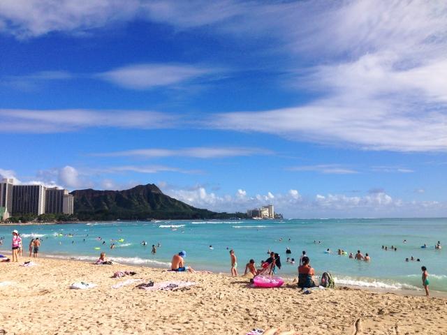 ハワイ ビーチリゾート
