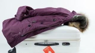 大きなスーツケースの落とし穴?!そのサイズにご注意を。