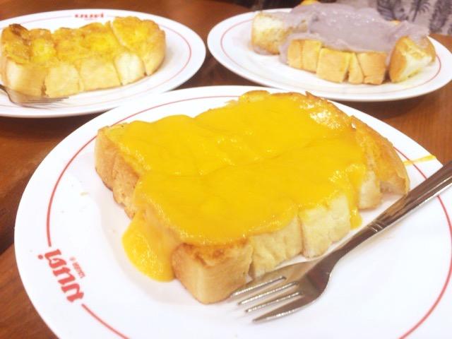 カフェ mont フレンチトースト