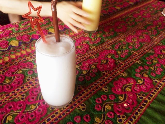 カフェ タメルコーヒー ココナッツ