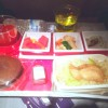 JALで日本へ帰ります。羽田へ帰ります。