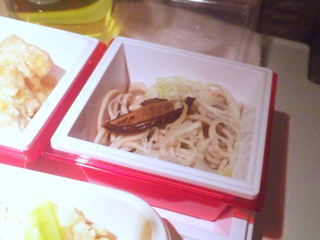 JAL機内食 スワンナプームー羽田