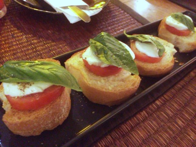 レストラン イタリアン