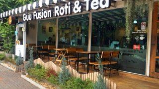 <カフェ>ロティのカフェ!〜Guu Fusion Roti & Tea〜@JJマーケット