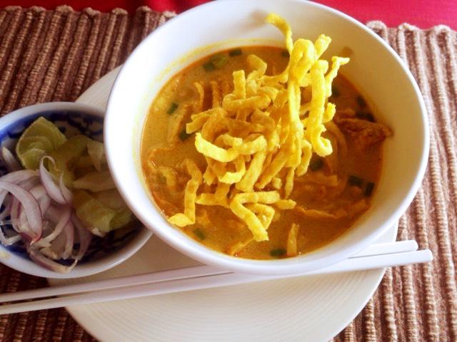カオソーイ ラナタズキッチン ratana's kitchen