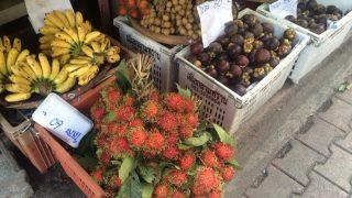チェンマイ行ったら食べたい、タイの南国フルーツ!