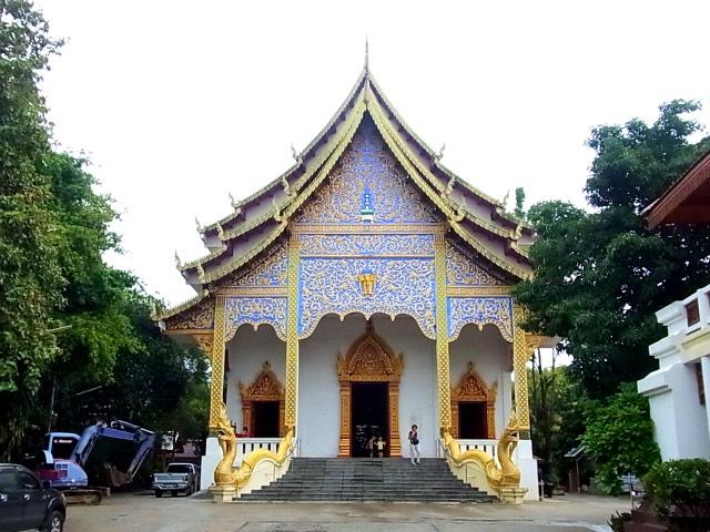 お寺 ワット・サンティタム Wat Santitham