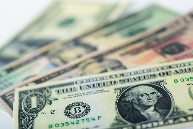外貨 両替 お金 ドル