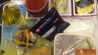 JALハワイ便の機内食「俺のシリーズ」と新シート「スカイワイダー」!<ハワイログ3>