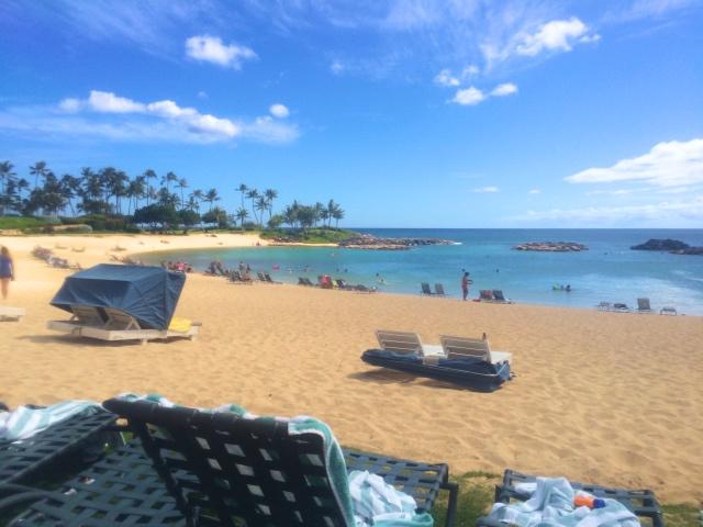 hawaii2016 コオリナ ビーチ