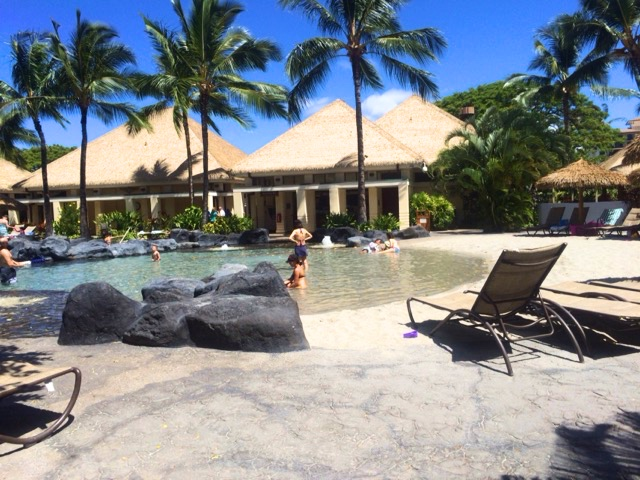 hawaii2016 マリオット・コオリナ・ビーチ・クラブ