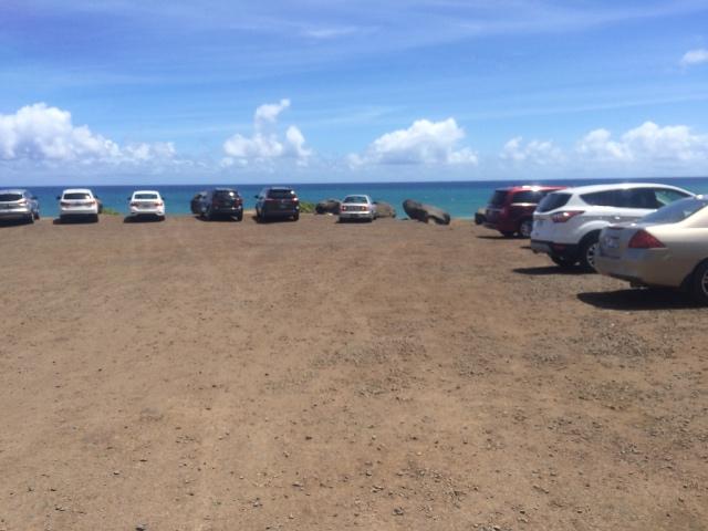 hawaii2016 カエナ・ポイント