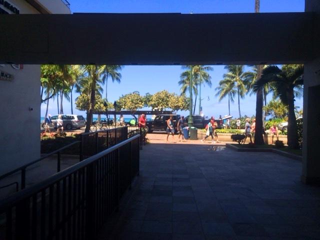 hawaii2016 ワイキキ・ビーチ・マリオット・ビーチ&スパ