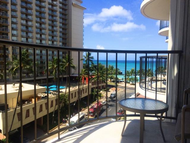 hawaii2016 ワイキキ・ビーチ・マリオット・リゾート&スパ