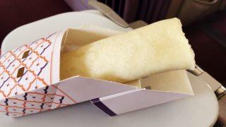 タイ国際航空の機内食と乗り継ぎ プーケット空港ーバンコク・スワンナプーム空港