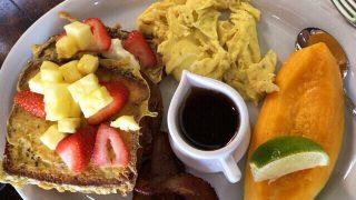 究極のベーコンも朝食も食べられる「マイ・グリル」