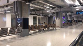 深夜にスワンナプーム空港着&乗継便は朝!さてどう過ごす?