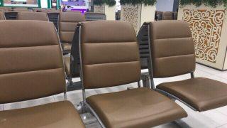空港泊で朝まで過ごした@スワンナプーム空港