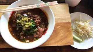 サンティタムで食べたいタイ版の素麺「カノムチン」を食べるなら、ここ!