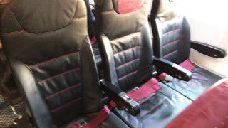 セントレア国内線の搭乗口は親切だった!そしてJAL3084便で成田へ