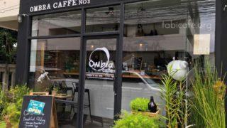 朝から営業。ノマドワークに使えそうなサンティタムのカフェ「OMBRA CAFFE NO3」
