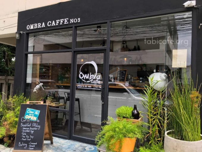 ombra cafe お店
