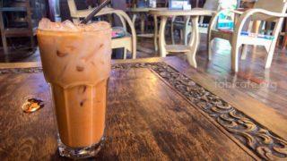 必ず寄ってしまう落ち着くカフェ。アムリタガーデンでティータイム。